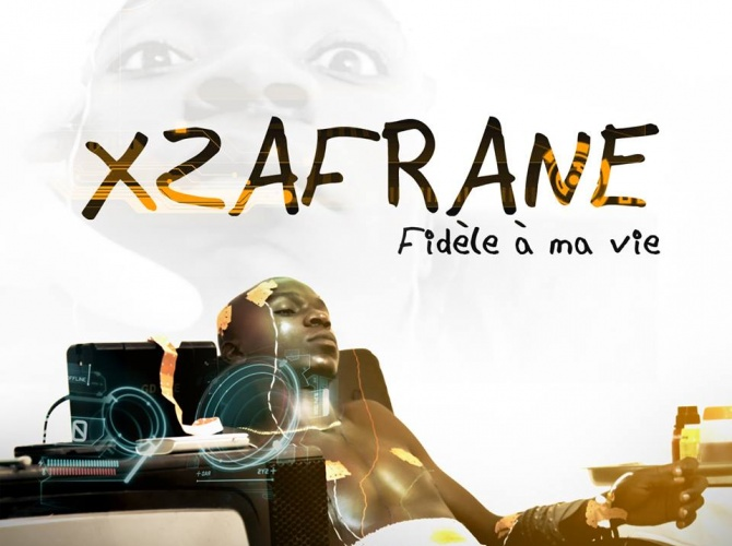 Xzafrane drops a new video 'Fidèle à ma Vie' by AFAM Company