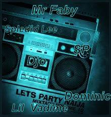 Let's  Party ft Djo ft Splendid Lee
