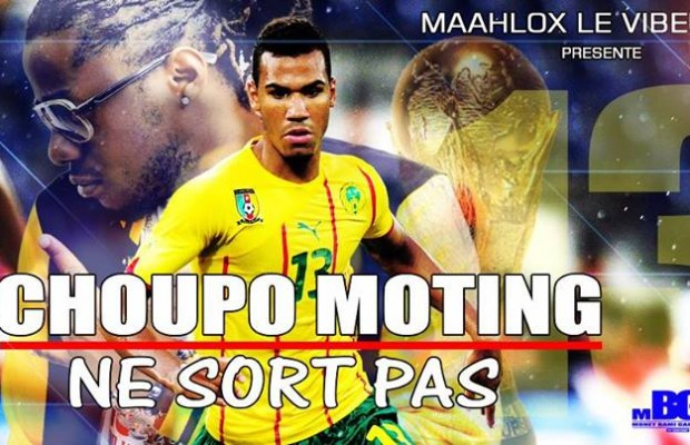 Choupo Moting Ne Sort Pas
