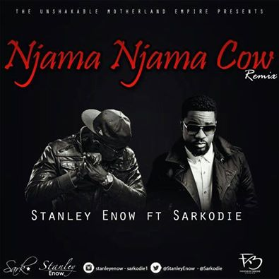 Njama Njama Cow Remix ft Sarkodie
