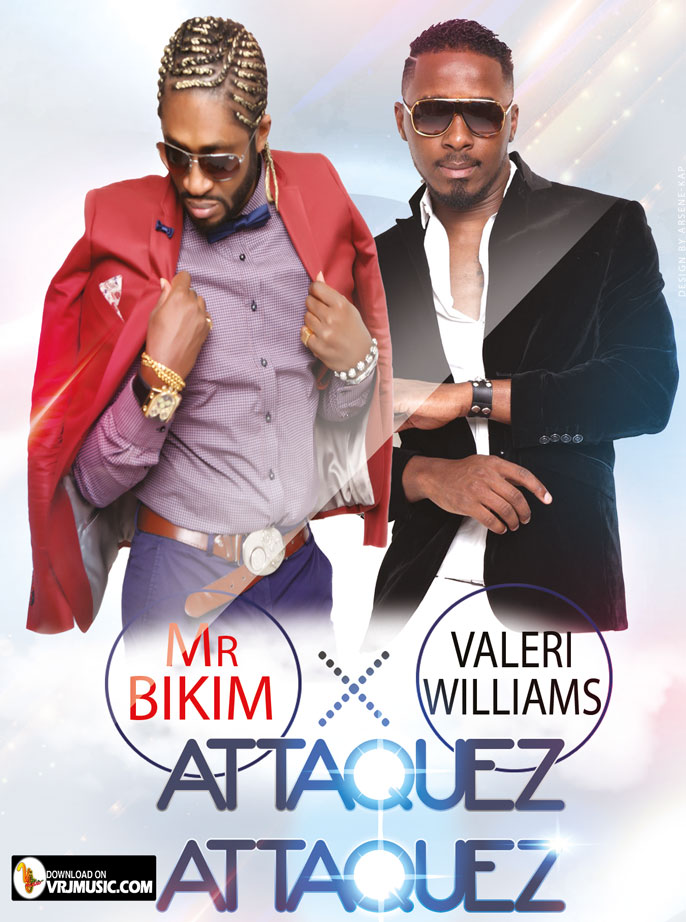 Attaquez Attaque ft. Valeri Williams (MP3)