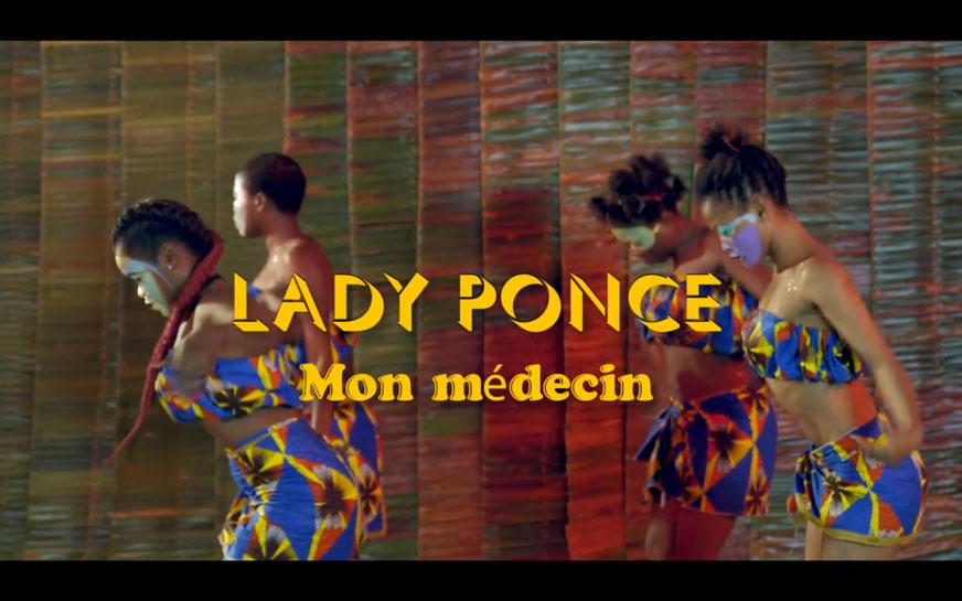 clip lady ponce mon medecin
